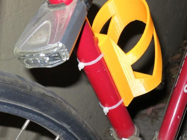 自行车水瓶固定夹