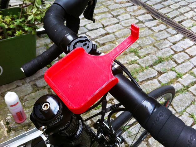 Iphone 5 自行车固定夹