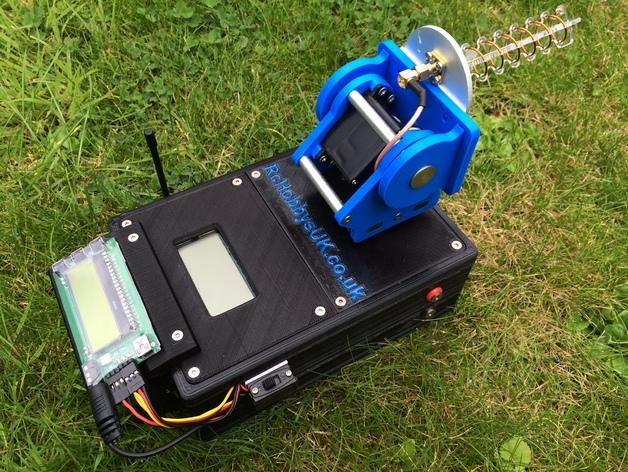 DIY Rc EZantenna 跟踪器