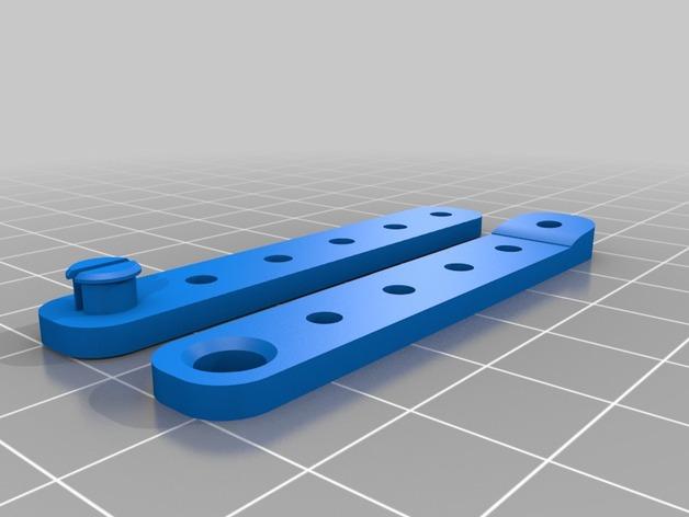 PCB 固定槽 Workbench