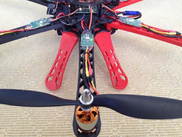 3D 打印四轴飞行器