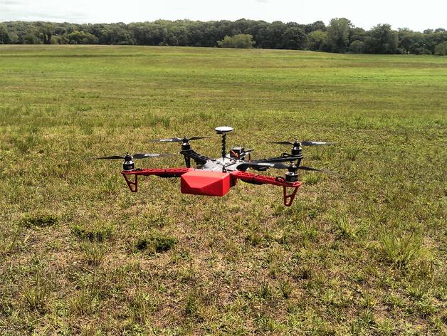 TBS Discovery四轴飞行器可拆卸鼻锥