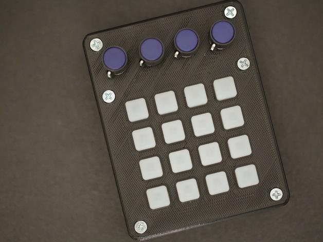 UNTZtrument控制器