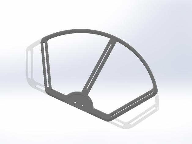 DJI Phantom 2 螺旋保护架