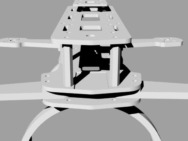 Hammer Mini H四轴飞行器