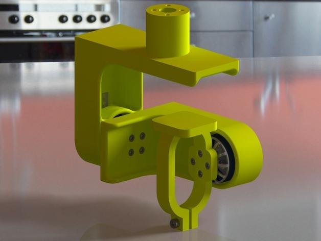 索尼HDR-AS15摄像机 平衡环