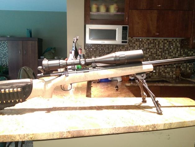 Remington Model 700 皮卡汀尼槽
