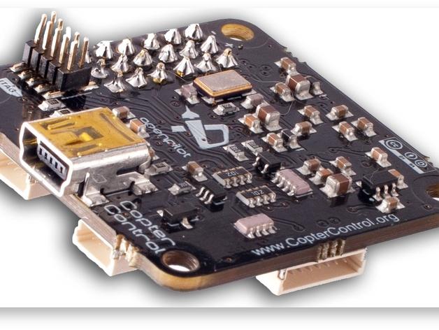 CC3D电路板 底座