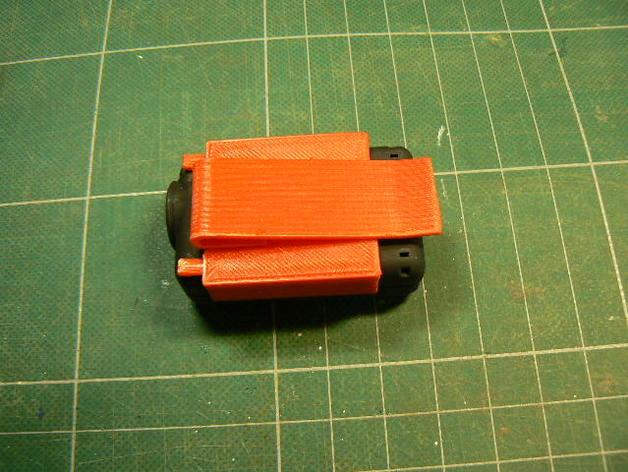 Mobius相机支架