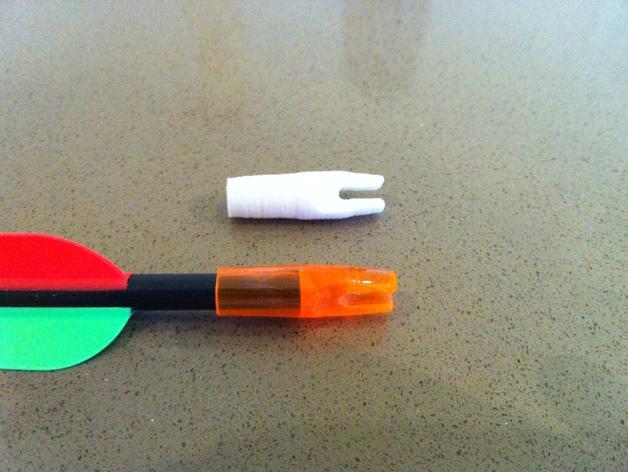 飞镖箭头保护套 3D打印模型渲染图