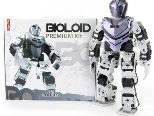 Bioloid机器人