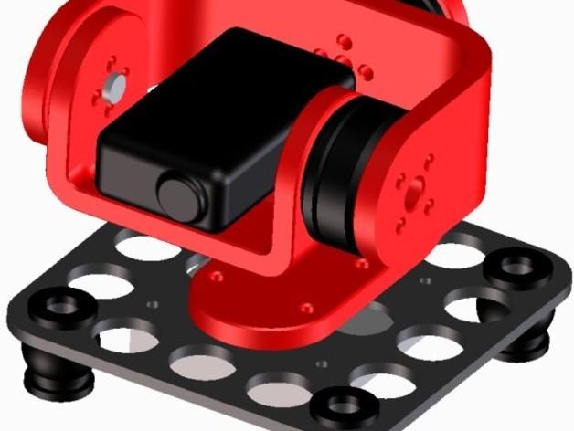 Mobius相机常平架