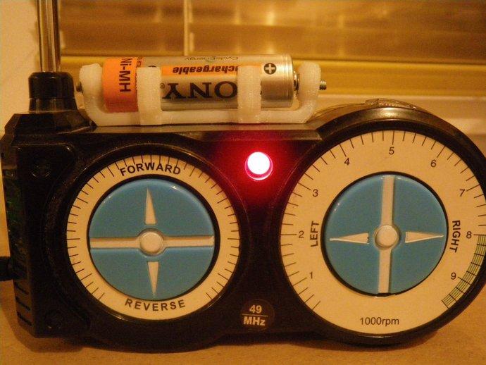 AA&AAA电池盒