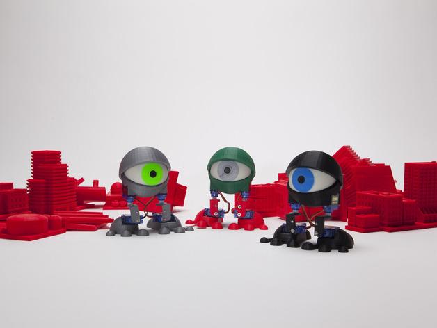 个性机器人