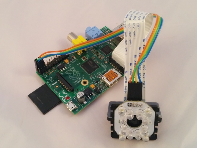Bright Pi - 树莓派电路板零部件