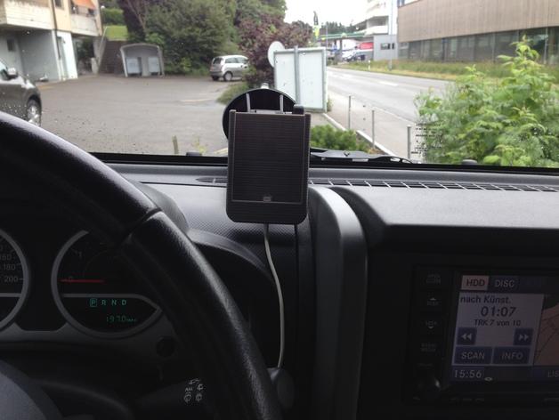 车载Gopro摄像机支架
