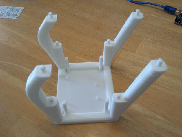 迷你Arduino激光雕刻机