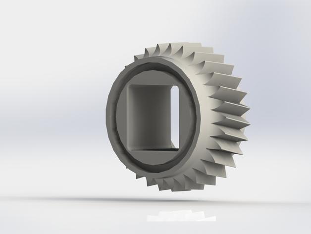 蜗轮驱动电源组