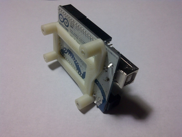 Arduino Uno电路板支架