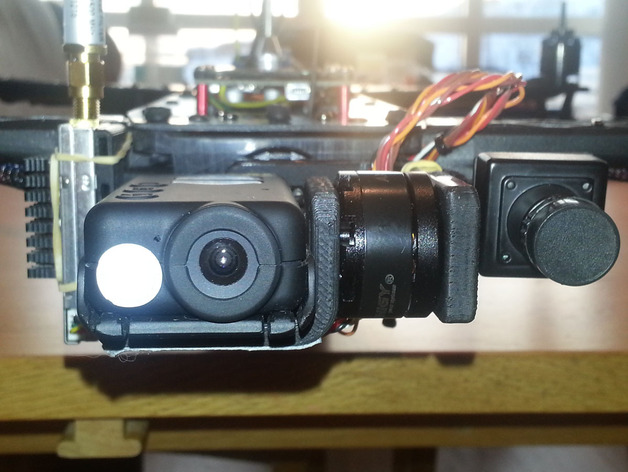Mobuis HD相机常平架