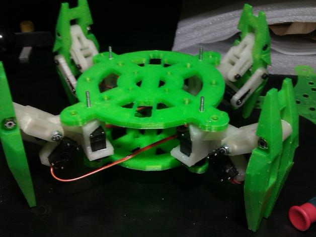 Turtlebot四足机器人