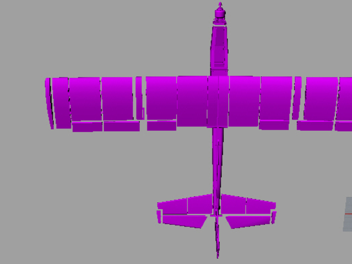 飞机 模型