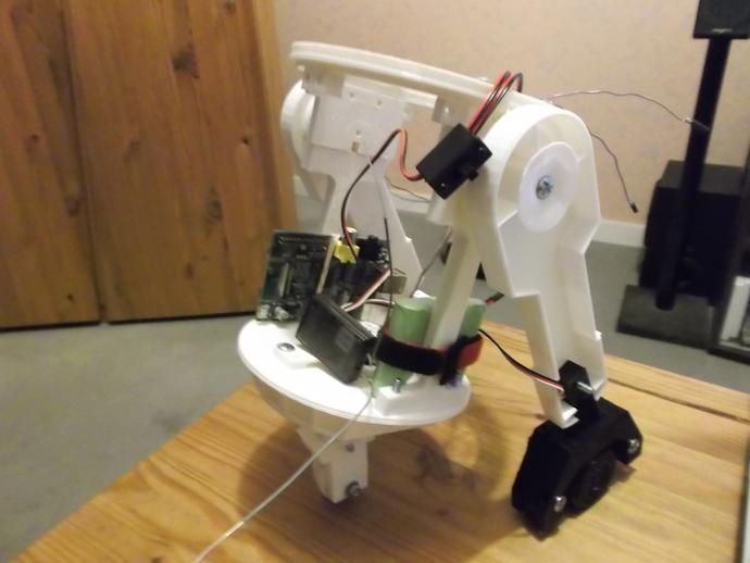 OPENBOT机器人
