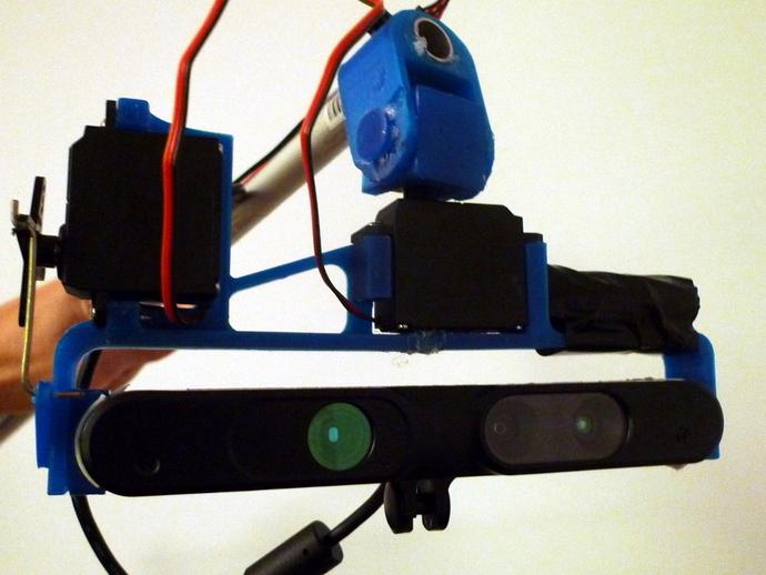 VirtuStick 3D扫描仪 3D打印模型渲染图