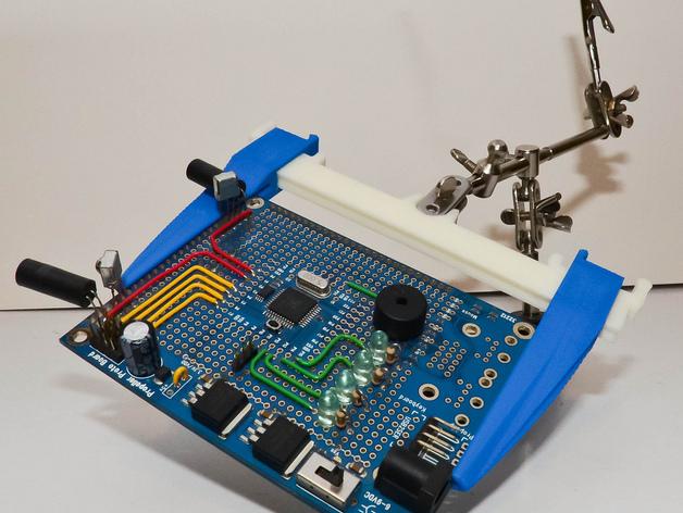 PCB虎钳夹
