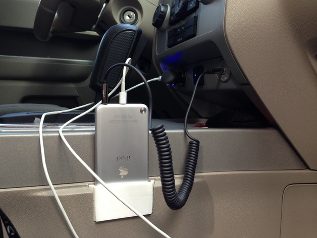 车载iPhone手机底座