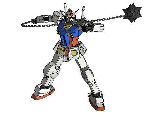 高达机器人