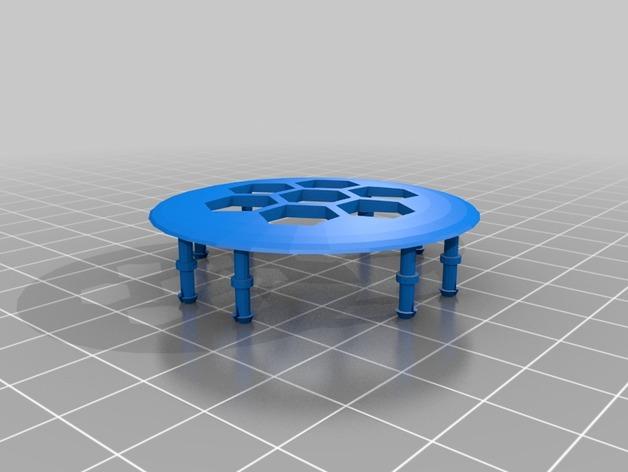 Flexbot多轴飞行器框架