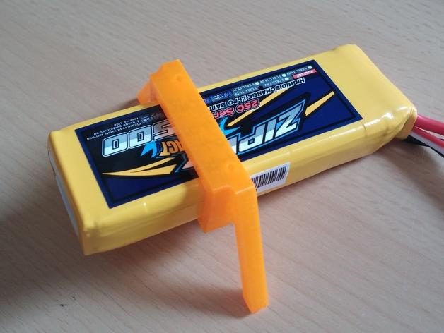 Hovership四轴飞行器的Zippy电池盒