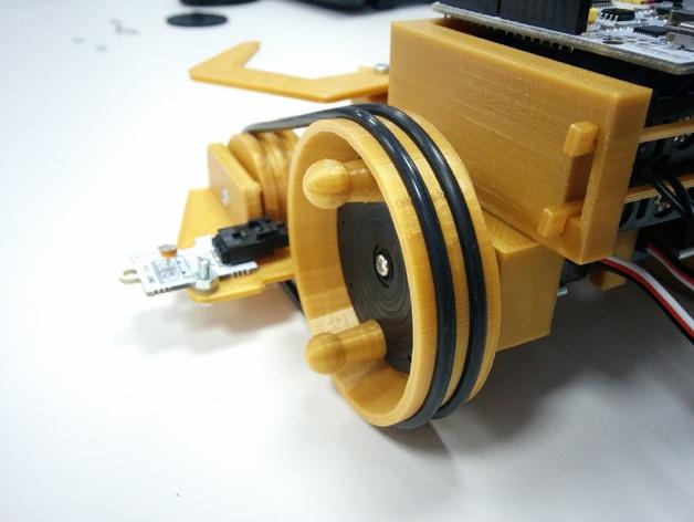 PrintBot防昆虫机器人