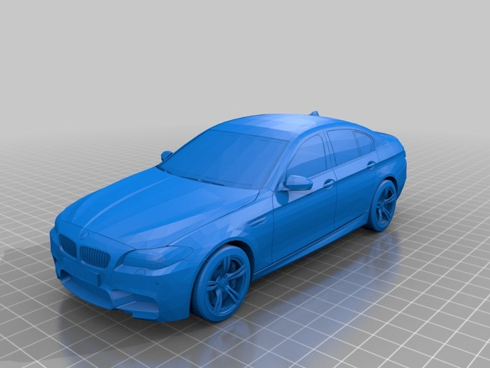宝马M5轿车