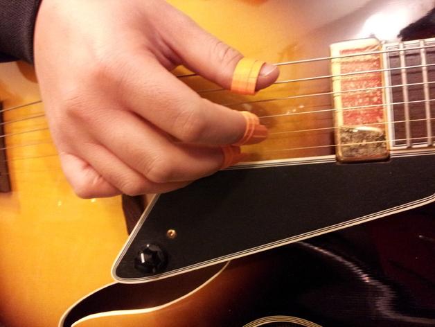 乐器拇指拨子