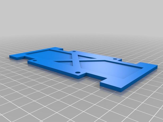 四轴飞行器 方形管