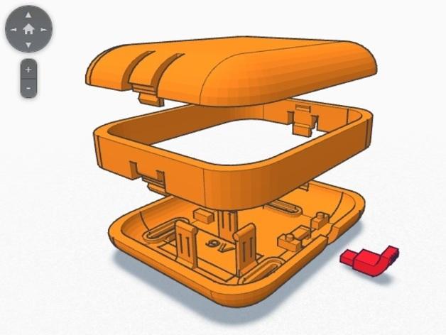 Arduino UNO电路板外壳