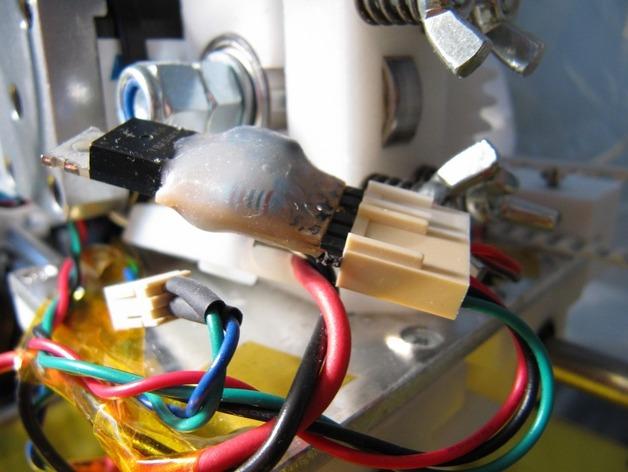 冷却扇MOSFET驱动电路