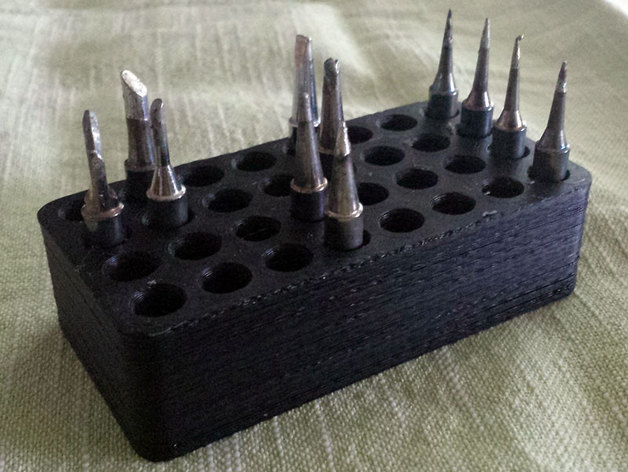 烙铁头 支架 3D打印模型渲染图