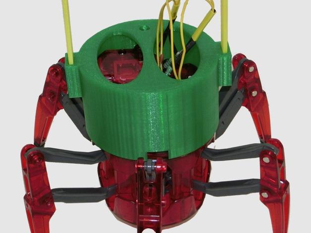 仿生蜘蛛机器人v1.0