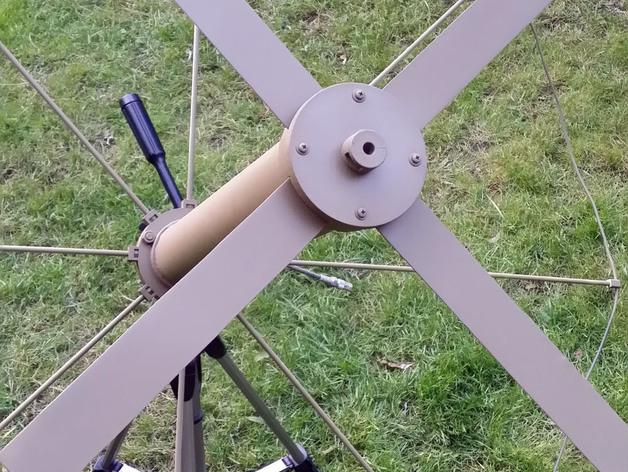 UHF卫星通讯天线