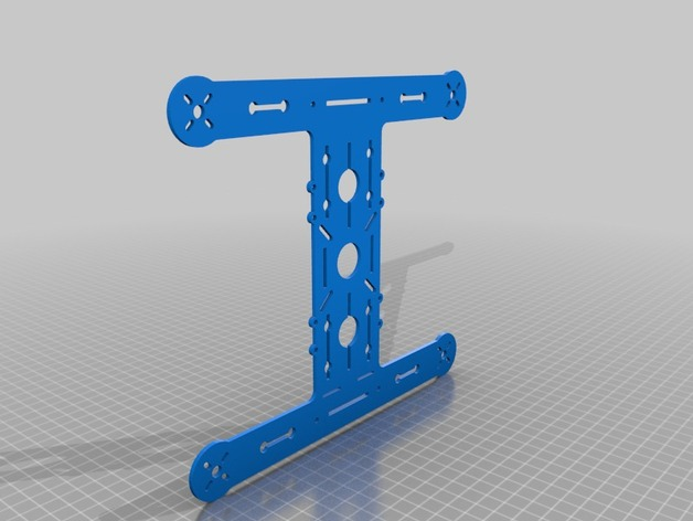BlueDot四轴飞行器框架