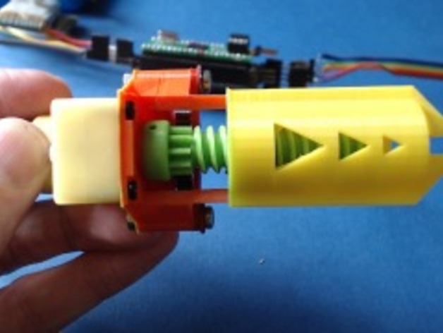 齿轮电动机