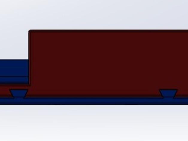 ImmersionRC发射机支架