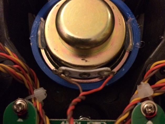 扬声器配适器外罩