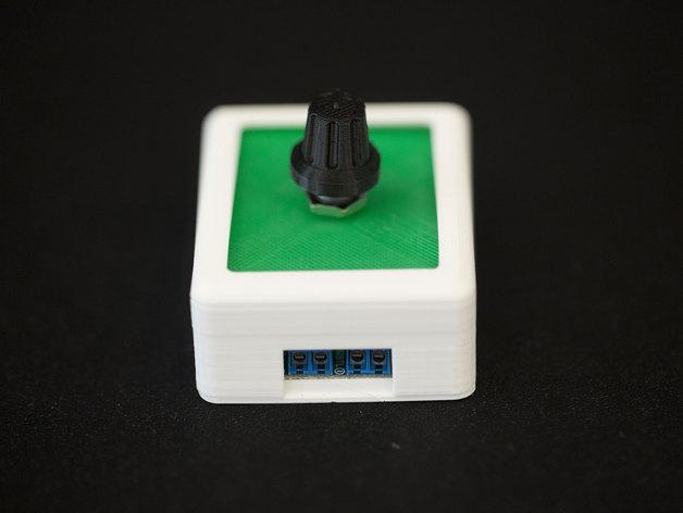 MAX9744立体声放大器外壳