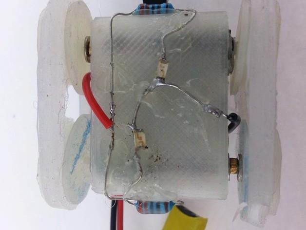 迷你roBot履带机器人