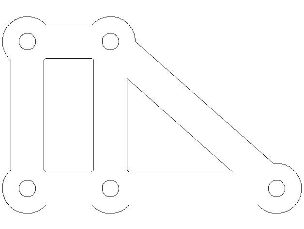 激光切割的码垛机器人