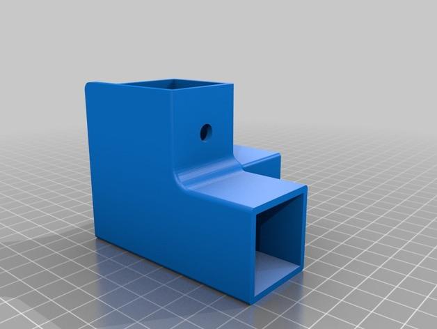 Replicator 2 3D打印机框架零部件